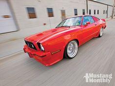 1978 Mustang II King Cobra - Never II Many