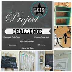 Down to Earth Style: Project Challenge - Fencing