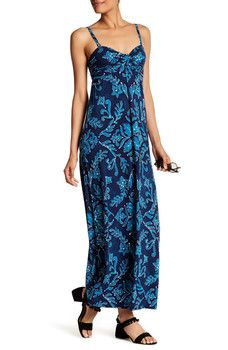 Tommy Bahama - Flora Strapless Print Dress