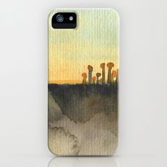 The Woods III iPhone & iPod Case by Marina Kanavaki - $35.00