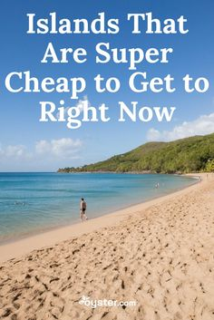 There are plenty of flash sales and discount carriers to choose from, but not all of them are created equal. It's become easy to find reasonable flights between big air hubs, but dreamy, far-off islands will almost always cost you more. But some great deals are just kicking off that will get you there for less.