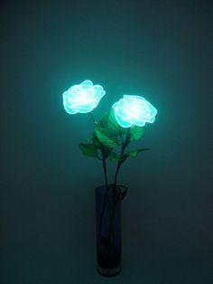 Mint Green Aesthetic, Blue Aesthetic Pastel, Aesthetic Colors, Aesthetic Vintage, Glow Stick Jars, Glow Jars, Glow Sticks, Pac E Mike, Tumblr Neon