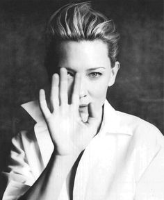 Cate Blanchett by Paolo Roversi