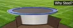 Trampoline Rings | In Ground Trampolines