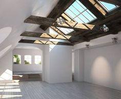 Dachgeschoss, Licht, Beleuchtung, Foto: storm/fotolia.com