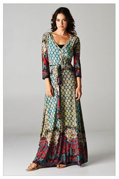 Moroccan style fabric