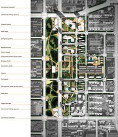 Greenbelt - CBD urban design