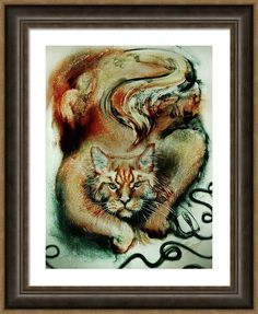 Russian Artists New Wave Framed Print featuring the drawing Big Ginger Cat. Sand Art by Elena Vedernikova Framed Art, Framed Prints, Art Prints For Home, Sand Sculptures, Sand Art, Ginger Cats, Unique Art, Fine Art America, Wave