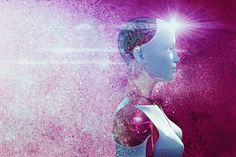 Have you ever noticed something most virtual assistants have in common? They all started out female. Photo by Donald Iain Smith/Getty Images/Blend Images Network And Security, Blend Images, Future Trends, Head & Shoulders, Lens Flare, Have You Ever, Artificial Intelligence, Augmented Reality, Virtual Assistant