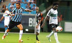 Grêmio e Coritiba acertaram a troca do volante Edinho pelo atacante Negueba. O jogador de 24 anos reforça o Tricolor e o marcador atuará no Coxa.