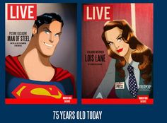 Happy Birthday Superman by *DESPOP on deviantART