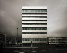 Hochschule für Gestaltung in Basel von Morger + Dettli eröffnet / Alles muss ins Hochhaus - Architektur und Architekten - News / Meldungen / Nachrichten - BauNetz.de