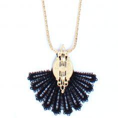 Collier Fleur Dentelle Aime Bijoux sur www.lestrouvaillesdelsa.fr Brass Necklace, Silver Necklaces, Tassel Necklace, Celine Daoust, Bidermann, Pearls, Diamond, Jewelry, Art Deco Necklace