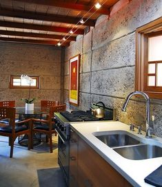 Listed: A Duplex in Rudolf Schindler's 1923 El Pueblo Ribera - On the Market - Curbed National