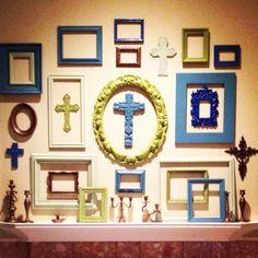 Crosses + frames