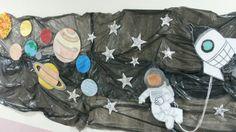 Sanat Etkinlikleri uzay köşesi