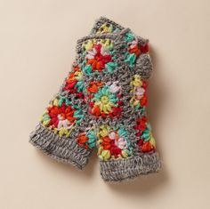 fleece-lined handwarmers $28...i was prepared to order these tonight and they are out of the multi [can't even get a picture]. aaaahhhh!!!