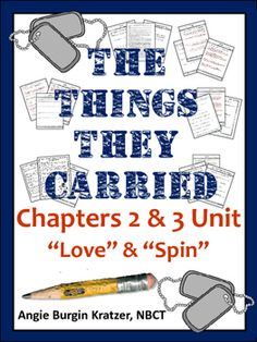 the things they carried test pdf