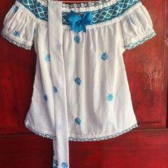 #camisolas para las princesitas, en tela de coquitos