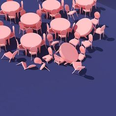 pink chairs dont care
