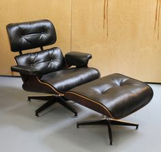 Perfect. Eames Lounge ...