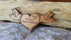 Love bird thank you favors. Thank you cards for wedding unique and amazing. Magnet favors. Disclosure: This is an affiliate link, and if you click the link and make a purchase I'll receive a commission. This does not increase the cost to you.