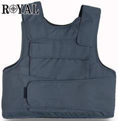 NIJ IIIA Kevlar Bulletproof Vest-ROYAL PROTECTION