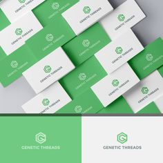 Genetic Threads - Design a logo for a prominent cannabis apparel company. by Artba