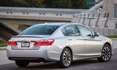 2014 Honda Accord Hybrid Ex-l Review