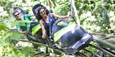 Things To Do In Jamaica | Things to do in Jamaica / Negril » Jamaica Bobsled, Skyride and ...
