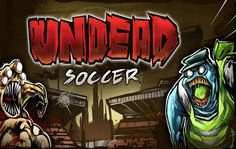 Undead Soccer the arcade survival game from CGMatic and published by BulkyPix is now available on Android for $1.99.This is a bit different from your standard zombie killing game;  because mostly you will be using a soccer ball and a bin lid to take down any zombie that gets in your way, as opposed to the usual shotgun style weapons.