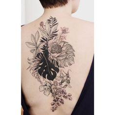 Tatouage Monstera grand - Tatouage Monstera grand La meilleure image selon vos envies sur diy Vous cherchez une image qui va v - Forearm Cover Up Tattoos, Cover Up Tattoos For Women, Cover Tattoo, Large Tattoos, Leaf Tattoos, Body Art Tattoos, Hip Tattoos, Stomach Tattoos, Celtic Tattoos