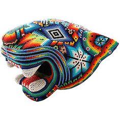 Folk Art Spotlight - Huichol Bead Art
