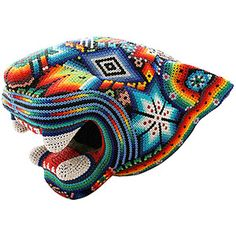 Folk Art Spotlight - Huichol Bead Art