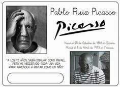 Famous painters: Pablo Picasso for children. Acrylic Painting Lessons, Watercolor Paintings Abstract, Watercolor Artists, Abstract Oil, Painting Art, Artists For Kids, Saatchi Online, Meet The Artist, Teaching Art