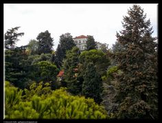 The house on the hill by Giancarlo Gallo