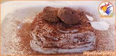 Dessert Amaretti e Caffè. Ricetta completa passo-passo: http://blog.giallozafferano.it/ilgalloalgrill/dessert-amaretti-e-caffe/