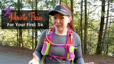 1 MINUTE WITH NAOMI: How To Train For Your First 5k Race
