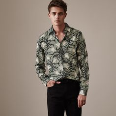 The hemsworth floral shirt in plays its part in our iconic shirts collection and is available to buy online at REISS.