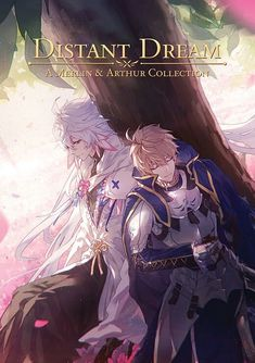 Pre-orders for the Merlin x Proto Arthur illustration anthology are now open! The lovely was in charge of illustrating our wonderful cover. Manhwa Manga, Manga Anime, Anime Art, Fanarts Anime, Anime Characters, Gilgamesh Fate, Fate Servants, Fate Anime Series, Sad Art