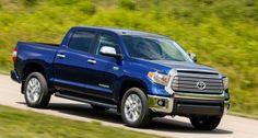 2014 Toyota Tundra Enters The Pickup Battle