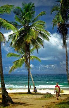 ITACARÉ, BAheeeeeeeaaaaa!!!! BRASIL: praias paradisíacas, trilhas, cachoeiras e muita natureza é o que se encontra em Itacaré, no sul da Bahia. O pequeno vilarejo de pescadores do sul da Bahia é uma pérola do litoral brasileiro, e se transformou nos últimos anos em destino badalado voltado para o ecoturismo.