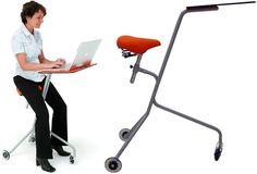 portable office desk | Mobile Desk (Images courtesy Opulent Items)