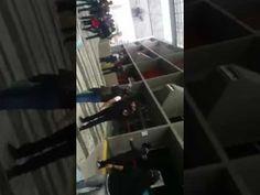 URGENTE: black blocs invadem Núcleo Regional de Educação em Curitiba 2
