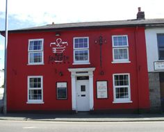 Look out for The Red Jackets Pub on Trevenson Street which is named after the militia brought in to deal with the riots in Camborne in 1873.