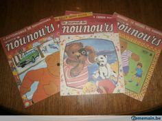 5 mensuels du Journal de Nounours