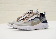 Undercover x Nike React Element 87 Release Date: Fall 2018 Style Code: AQ1813-343