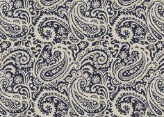 Mason Indigo Fabric