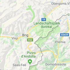 Ausflugsziele Schweiz: 99 Ideen für einen tollen Tagesausflug Saas Fee, Map, Day Trips, Road Trip Destinations, Switzerland, Hiking, Location Map, Peta, Maps