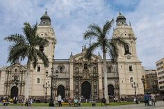 Plaza de armas - Lima - Perú